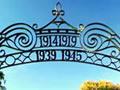 St Clair school war memorial, Dunedin