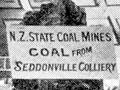 Seddonville coal on display