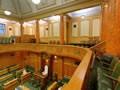 Parliamentary poem: 'The gallery boys'