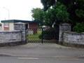 Stoke memorial gates