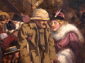 <em>The homecoming from Gallipoli</em>, by Walter Bowring