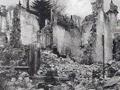The ruins of Verdun, 1916