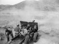 NZ gun crew in Korea