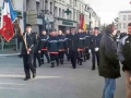 Le Quesnoy commemoration, 2000