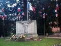 Le Quesnoy memorial, 2000