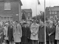 Leslie Averill ceremony in Le Quesnoy