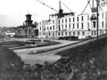 Constructing Parliament Buildings, about 1920