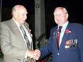 New Zealand veterans visit Crete, 2001