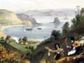 Kororāreka painting