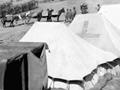 Tent hospital at Ocean Beach, Gallipoli
