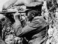 Sniper team during Gallipoli campaign