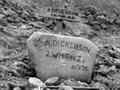 Gravestone at Gallipoli