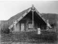 King Tawhiao's whare at Te Kuiti