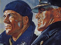 Merchant Navy propaganda poster