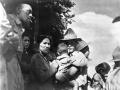 Departure of Maori soldiers, 1944