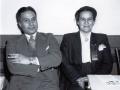 Charles Bennett with Rumatiki Wright