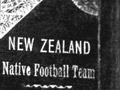 Season ticket, NZ Natives' Rugby tour of 1888/89
