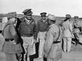 General Freyberg accepts Italian surrender