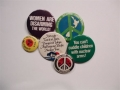 Nuclear-free badges