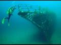 Wreck of the <em>Rainbow Warrior</em>