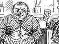MPs' perks cartoon, 1893