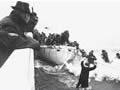 Lifeboat at <em>Wahine</em> disaster