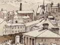 Sydney barracks, 1867