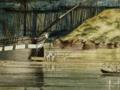 Kohukohu, Hokianga, 1839