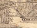HMS Herald at Stewart Island, 1840