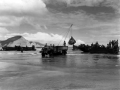 Mock military landing at Mahia