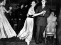Americans dancing at Camp McKay
