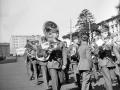 Marine's parade in Wellington