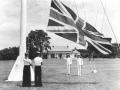 Waitangi flagpole