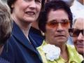 Prime Minister Helen Clark at Waitangi