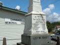 Ohingaiti First World War memorial
