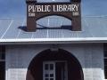 Bulls public library war memorial