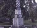Colyton war memorial