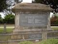 Manakau First World War memorial