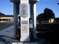 Otaki School war memorial