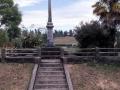 Upper Moutere war memorial obelisk