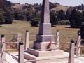 Tapuhi First World War memorial