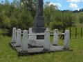 Whangamomona war memorial