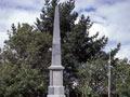 Morrinsville First World War war memorial