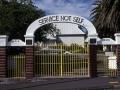 Whanganui memorial gates