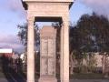 Hokitika war memorial