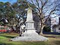 Symonds Street NZ Wars memorial