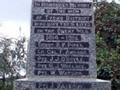 Taiko war memorial