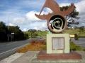 Taipa Second World War memorial