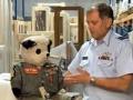Henry Fanshaw, the RNZAF mascot