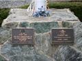 Tapanui Cemetery RSA flagpole